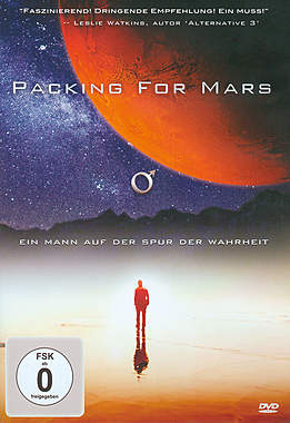 Packing for Mars - DVD