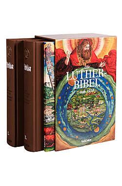Die Lutherbibel von 1534