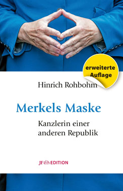 Merkels Maske