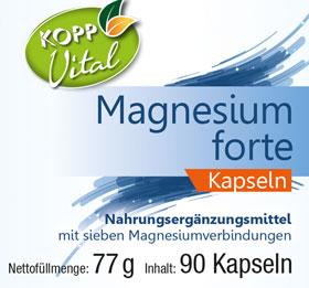 Kopp Vital Magnesium forte Kapseln_small01