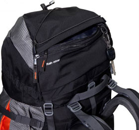 Tashev XXL Trekkingrucksack 100L + 20L Mount S+ Cordura® - schwarz/blau_small05
