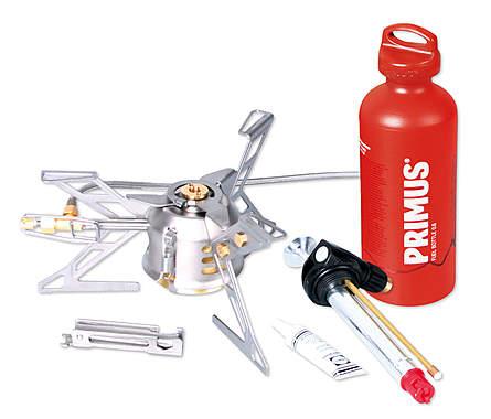 Primus OmniFuel II Mehrstoffkocher mit Brennstoffflasche_small03