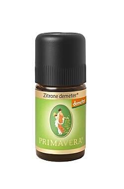PRIMAVERA® Zitrone demeter* 5ml
