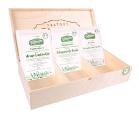 Die große Raritäten-Schatzkiste Saatgut-Box Bio_small01
