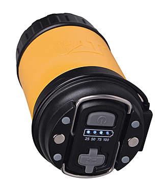 CAT® CT6515 Akku Campingleuchte Spritzwassergeschützt und ausziehbar_small01