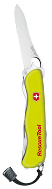 Victorinox Rescue Tool - gelb nachleuchtend inkl. Gürteltasche_small05