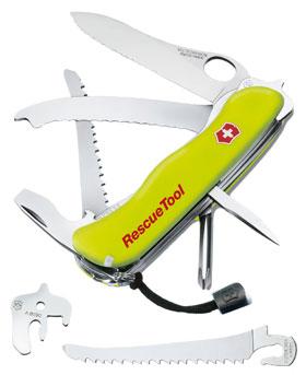 Victorinox Rescue Tool - gelb nachleuchtend inkl. Gürteltasche_small06