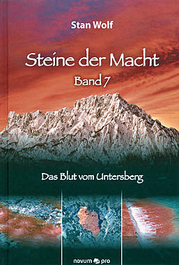 Steine der Macht - Band 7 - Das Blut vom Untersberg_small