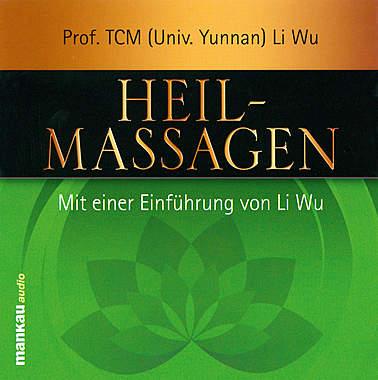 Heilmassagen - 1 Audio-CD
