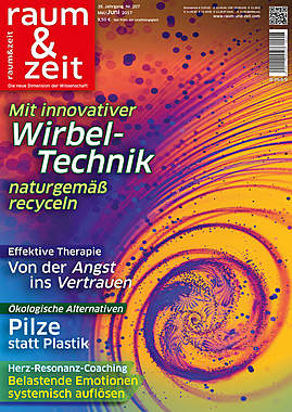 Raum & Zeit Nr. 207 Ausgabe Mai/Juni 2017