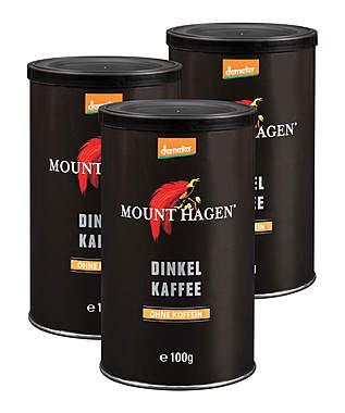 3er-Pack Mount Hagen Demeter Dinkelkaffee - Dose_small
