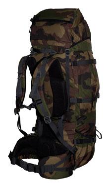 Tashev Trekkingrucksack Mount 100L + 20L in Camouflage_small01