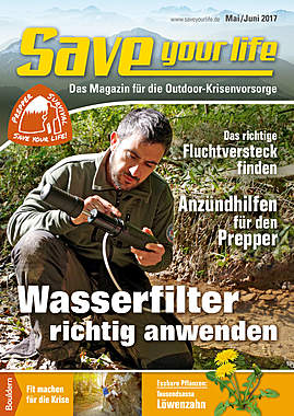 Save your life Ausgabe Mai/Juni 2017_small