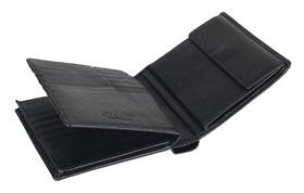Esquire RFID Herren-Geldbörse - Hochformat 11×12cm