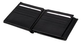Esquire RFID Herren-Geldbörse - Hochformat 11×12cm_small02