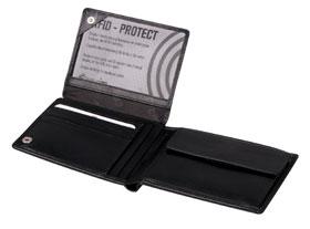 Esquire RFID Herren-Geldbörse - Querformat 12,5×9,5cm_small02