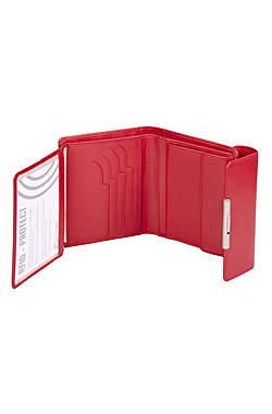 Esquire RFID Damen-Geldbörse - rot 12×11cm_small04