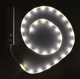 X4-Life LED Band mit Bewegungsmelder - 1 Meter_small02