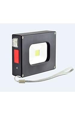 X4-Life Mini-Flutlicht 10W mit Powerbank 4000mAh_small
