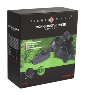 Sightmark® 1x24 Ghost Hunter Nachtsichtgerät - Monocular - USA Import_small03