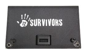 12 Survivors® SolarFlare 16 mit 15,9 Watt - Solarpanel_small04