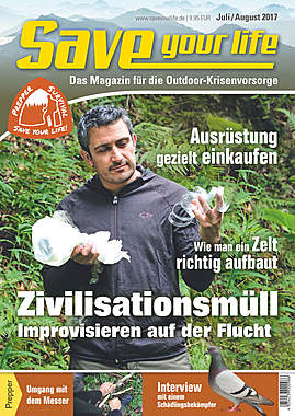 Save your life! - Ausgabe Juli/August 2017_small