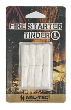 Fire Starter Tinder (8 Stück)