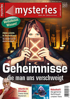 mysteries - Ausgabe Juli/August 2017