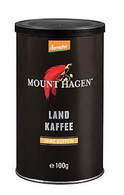 3er Pack Mount Hagen Demeter Landkaffee, je Dose 100g