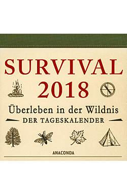 Survival-Kalender 2018