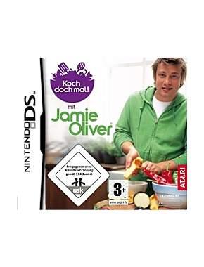 Koch doch mal! mit Jamie Oliver für Nintendo DS