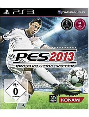 PES 2013 - Pro Evolution Soccer für PS3- Mängelartikel