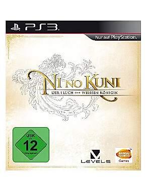 Ni no Kuni: Der Fluch der weißen Königin für PS3