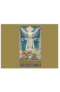 Thoth Tarot - Aleister Crowley Premium, Tarotkarten - Mängelartikel_small