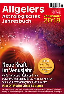 Allgeiers Astrologisches Jahresbuch 2018