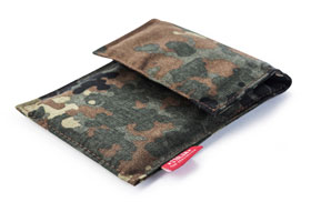 Der STALIN PhoneBAG Anti Spionage Tasche Camouflage klein Made in Germany