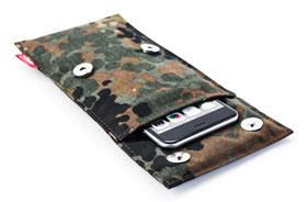 Der STALIN PhoneBAG Anti Spionage Tasche Camouflage klein Made in Germany_small01