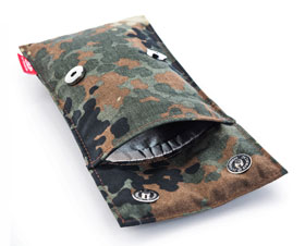 Der STALIN PhoneBAG Anti Spionage Tasche Camouflage klein Made in Germany_small03