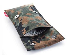 Der STALIN PhoneBAG Anti Spionage Tasche Camouflage klein Made in Germany_small03