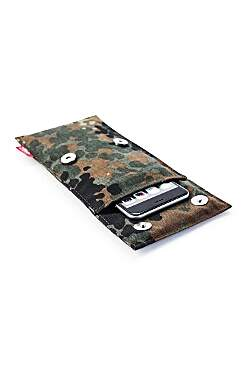 Der STALIN PhoneBAG Anti Spionage Tasche Camouflage groß Made in Germany_small01