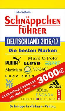 Schnäppchenführer Deutschland 2016/2017