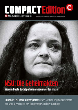 Compact Edition Ausgabe 5: NSU: Die Geheimakten