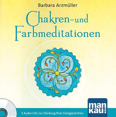 Chakren- und Farbmeditationen 2 Audio-CDs_small