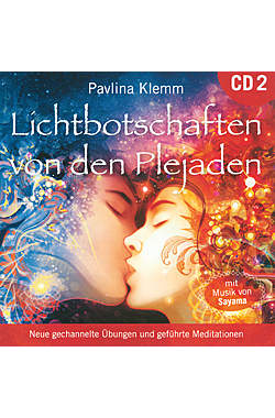 Lichtbotschaften von den Plejaden - CD 2