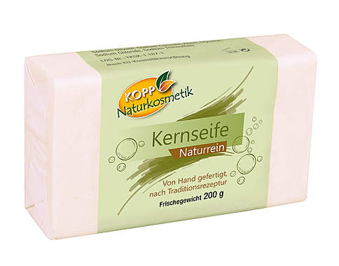 Kopp Naturkosmetik Kernseife 200 g - vegan_small