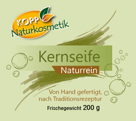 Kopp Naturkosmetik Kernseife 200 g - vegan_small01