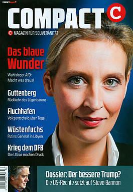 Compact Magazin Ausgabe Oktober 2017