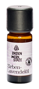 Zirbenwerkstatt Zirben- Lavendelöl - vegan_small