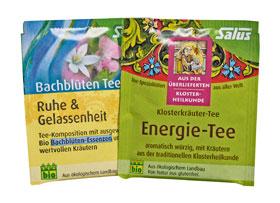 Tee-Adventskalender - 24 Teebeutel der Marke Salus_small01