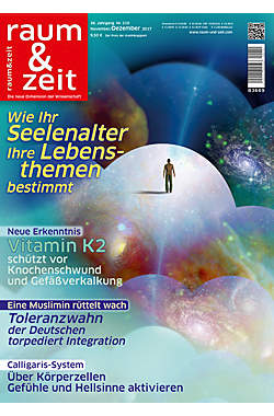 Raum & Zeit Nr. 210 Ausgabe November/Dezember 2017